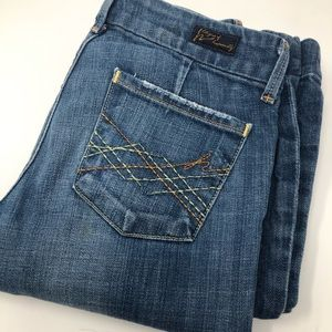 Citizens of Humanity Kate Bootcut Blue Jeans